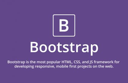 Bootstrap 3 and 4 comparison - Wavdesign
